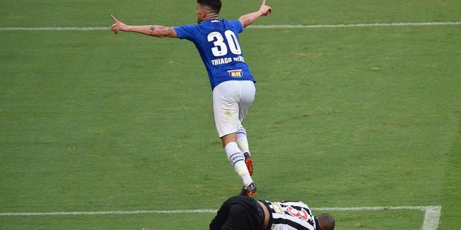 Thiago Neves sobre vestir camisa 10 do Cruzeiro   seria um sonho ... b9c5b0f6bb69e