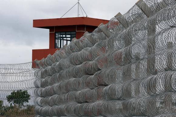 Resultado de imagem para penitenciária de segurança máxima na papuda