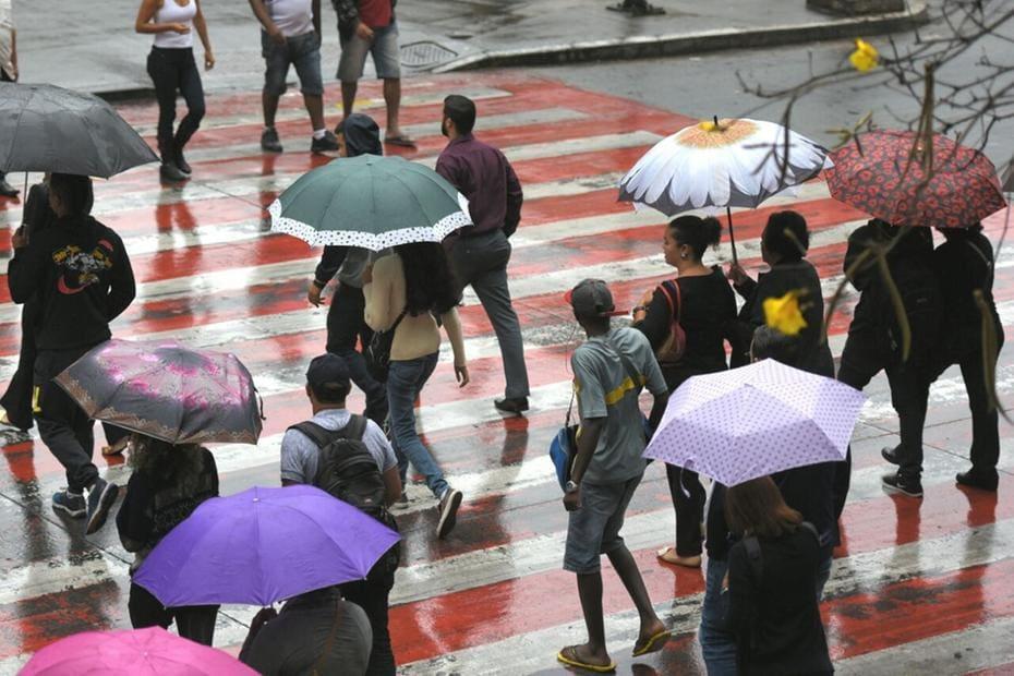 b5774d412 Defesa Civil emite alerta para chuva em Belo Horizonte nesta quinta ...