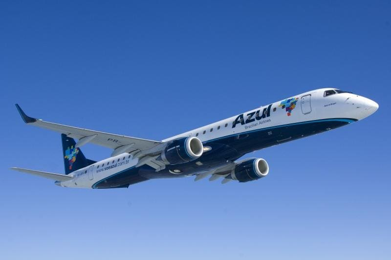 7c455606a59b4 Azul anuncia proposta para adquirir ativos da Avianca Brasil por US  105 mi