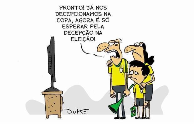 Charge O Tempo 07/07/2018