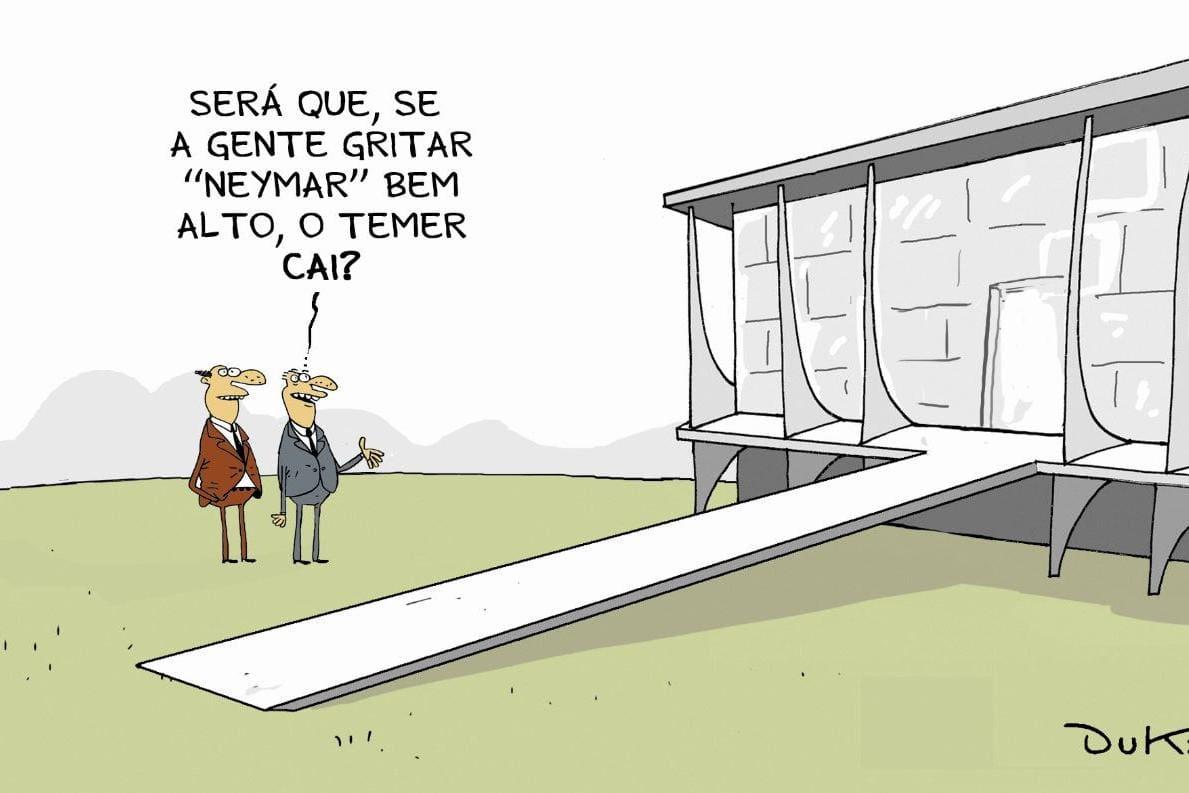 Charge O Tempo 10/07/2018