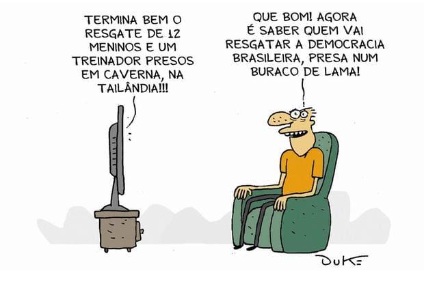 Charge O Tempo 11/07/2018