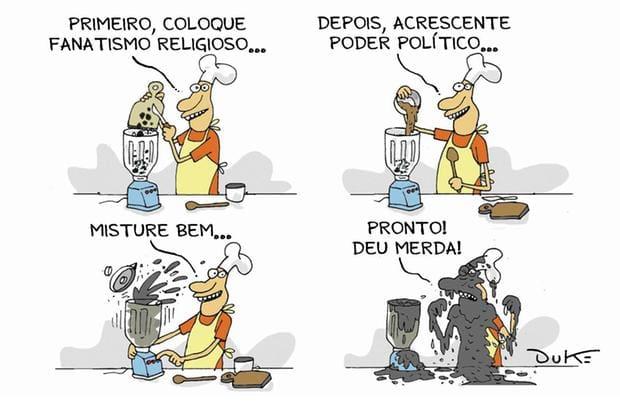 Charge O Tempo 15/07/2018