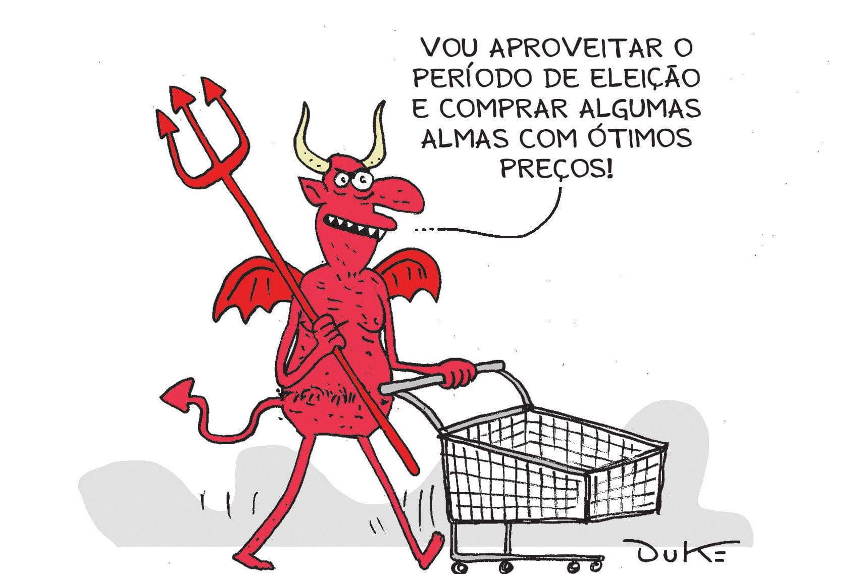 Charge O Tempo, domingo, 22/07/18