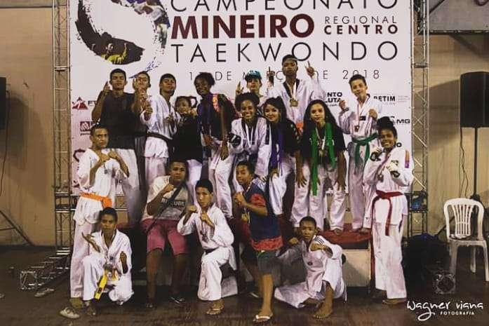 Falcão Taekwondo / Divulgação