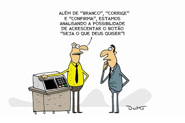Charge O Tempo 02/08/2018