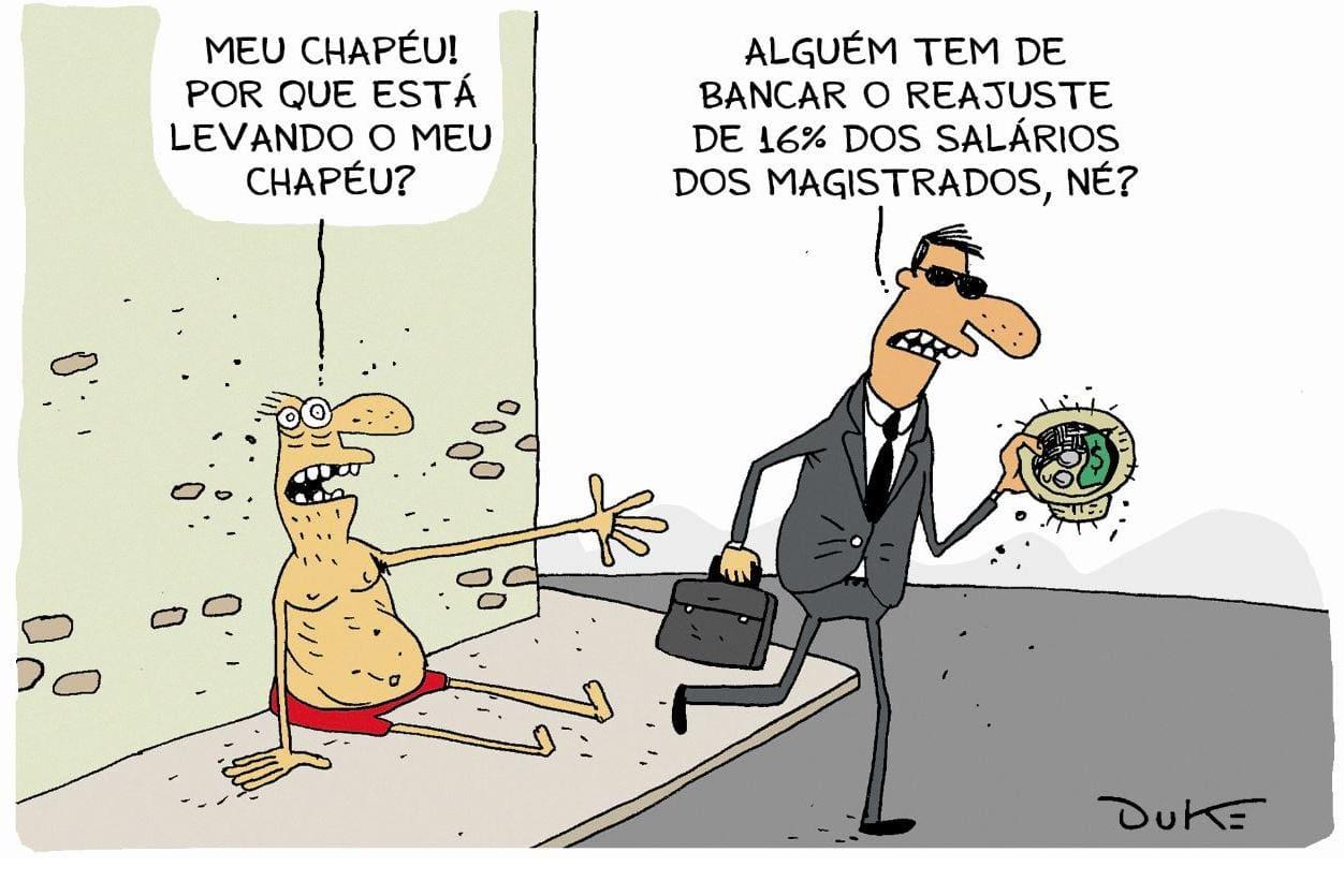 Charge O Tempo 10/08/2018