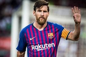 Copa do Rei pode ser a última final de Lionel Messi pelo Barcelona