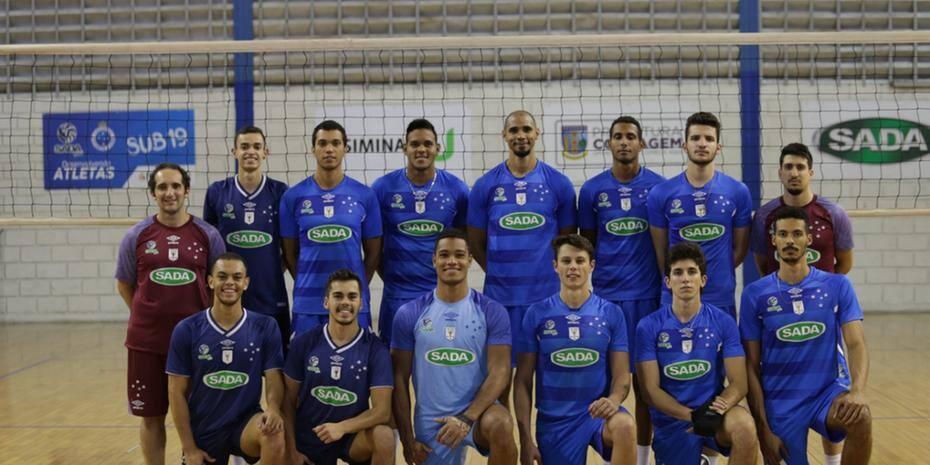 1b0d101159 Estreante Lavras Vôlei chega com força da base do Sada Cruzeiro ...