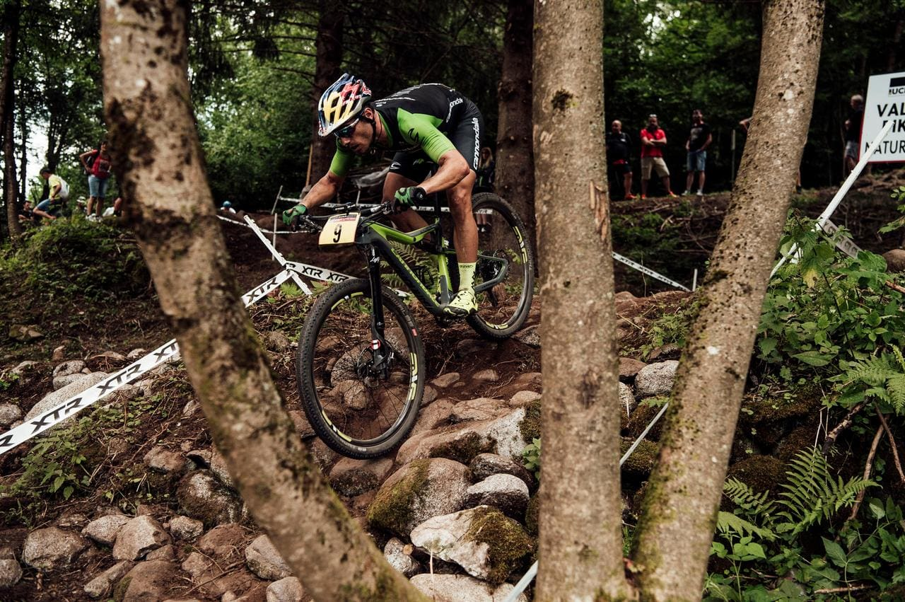 Avancini comanda sexteto do Brasil no Mundial de mountain bike