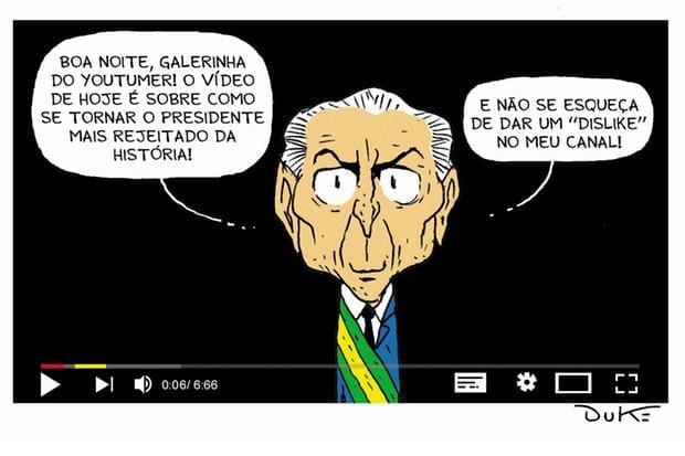 Charge O Tempo 07/09/2018