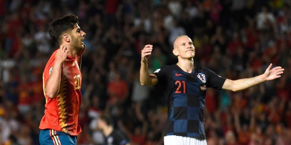 Espanha faz 6 a 0 na vice-campeã mundial Croácia e vence a 2ª na ... a49a49a372e3b