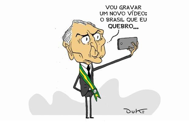 Charge O Tempo 12/09/2018