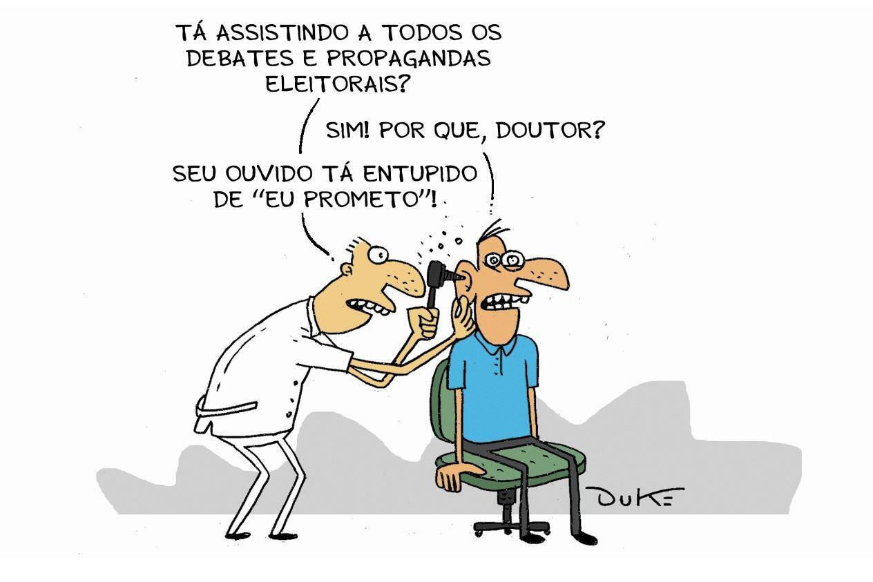Charge O Tempo 13/09/2018