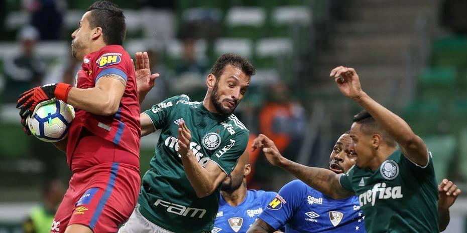 Palmeiras vai enviar vídeo à CBF para reclamar de árbitro do jogo ... 209b739eae211