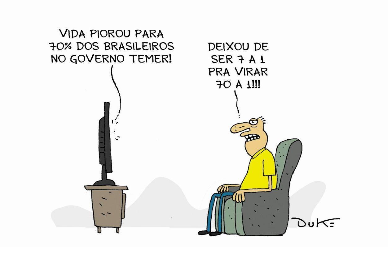 Charge O Tempo 14/09/2018