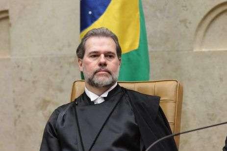 Dias Toffoli é empossado presidente do STF