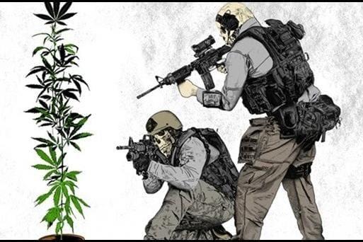 Guerra às drogas?   O TEMPO
