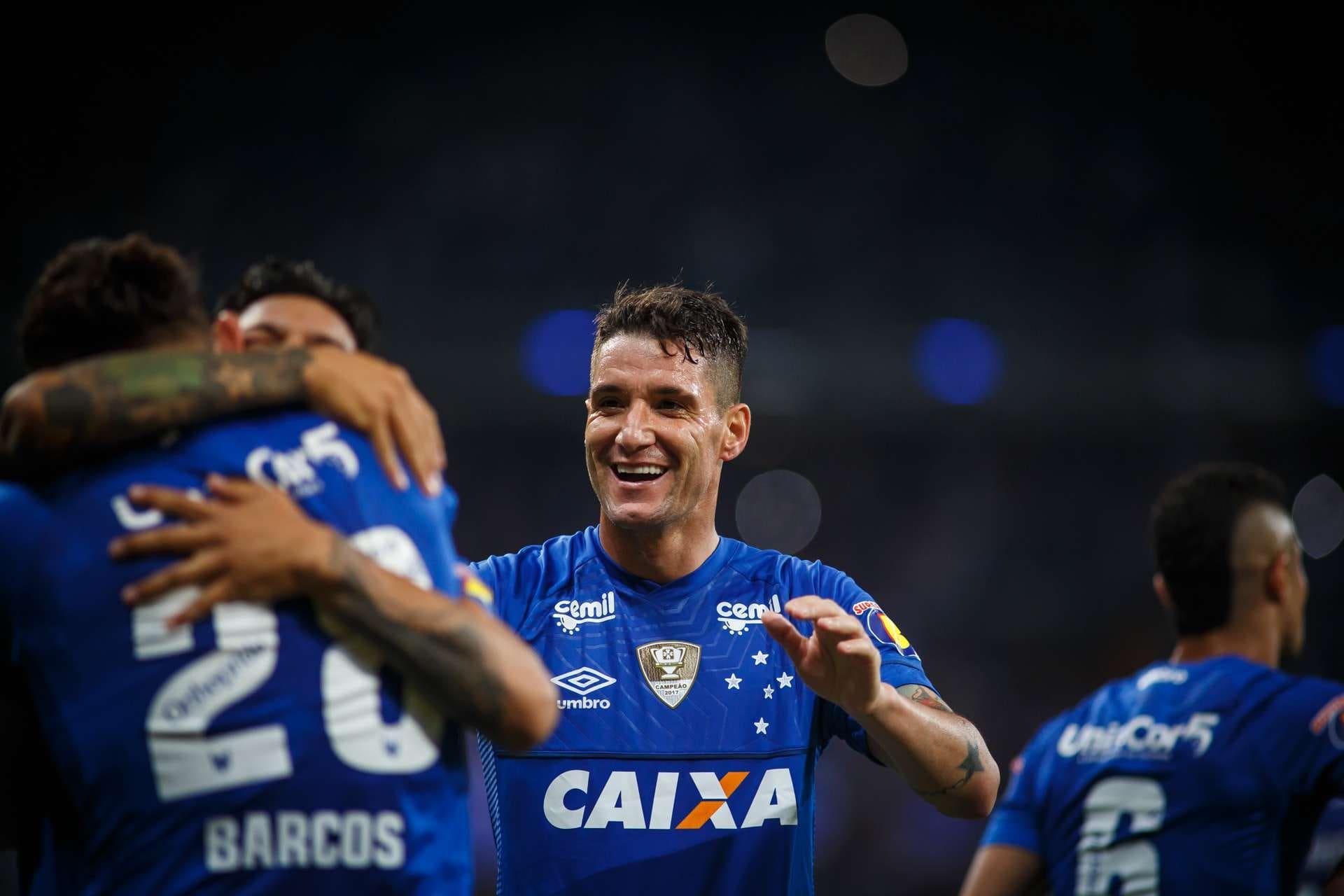Thiago Neves. Foto  Vinnícius Silva Cruzeiro cad33774bc7c3