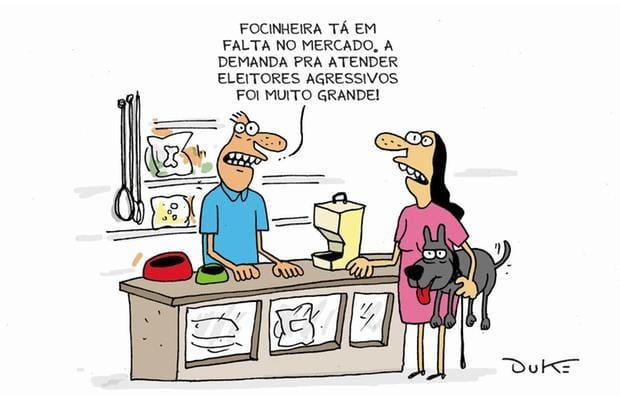 Charge O Tempo 05/10/2018