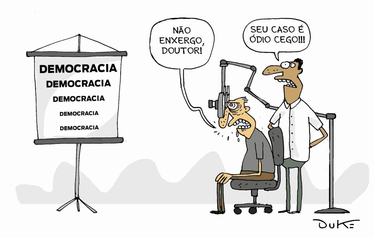 Charge O Tempo 10/10/2018