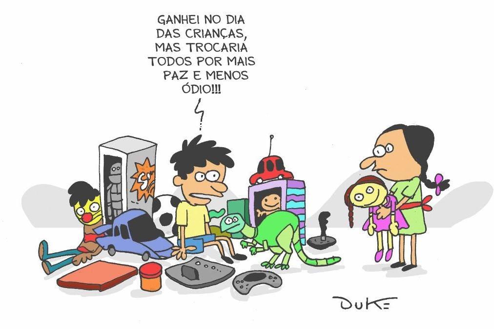 Charge O Tempo 12/10/2018