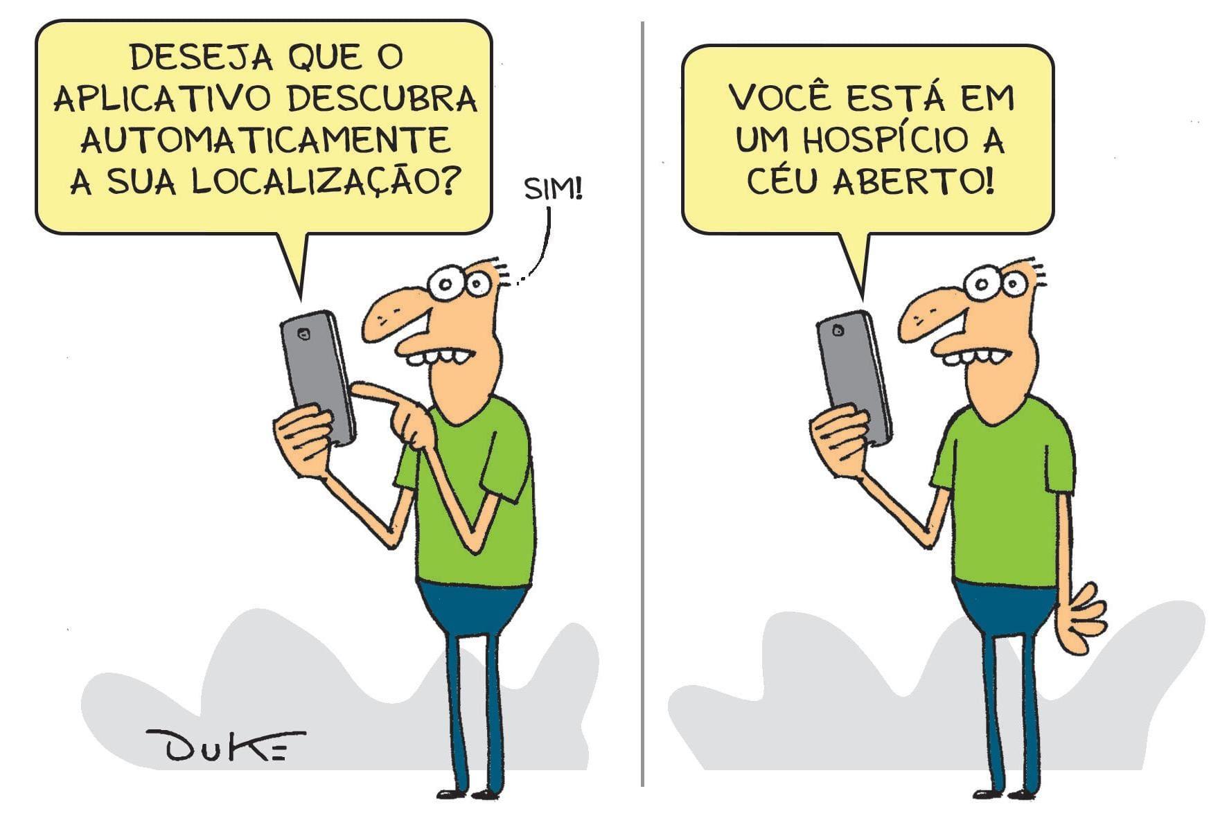 Charge O Tempo 15/10/2018