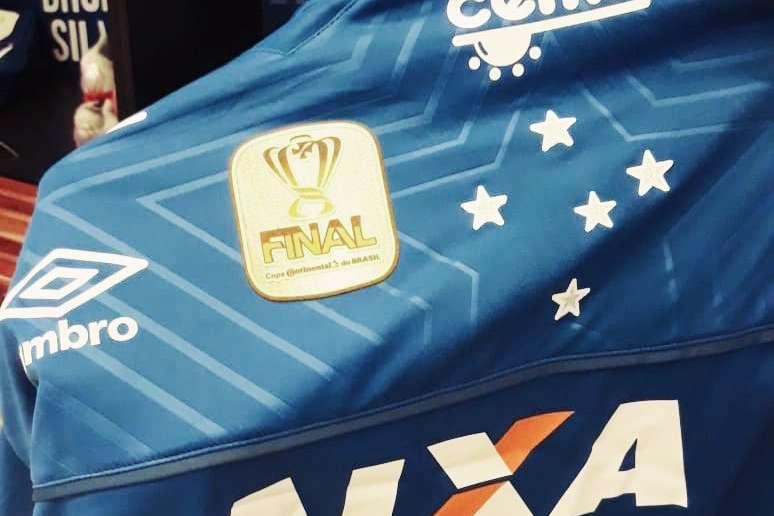 d907c1c6dac8f Cruzeiro acerta patrocínio com a Fiat para decisão da Copa do Brasil ...