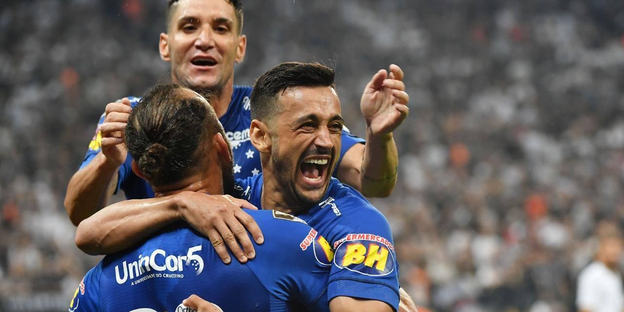 Cruzeiro x Corinthians