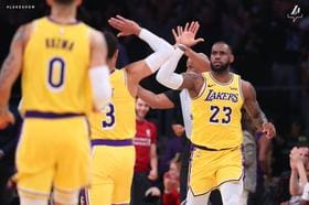 Com show de LeBron, Lakers vencem Nuggets e fazem 1 a 0 na final do Oeste