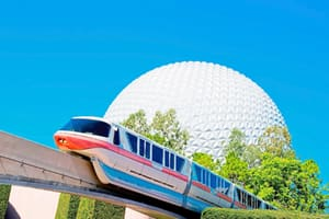 Parque Epcot no Walt Disney World Resort