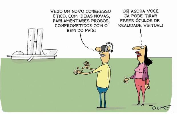 Charge O Tempo 04/11/2018