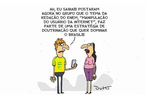 Charge O Tempo 05/11/2018
