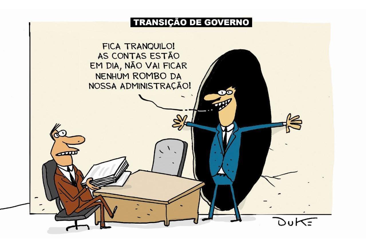 Charge O Tempo 15/11/2018
