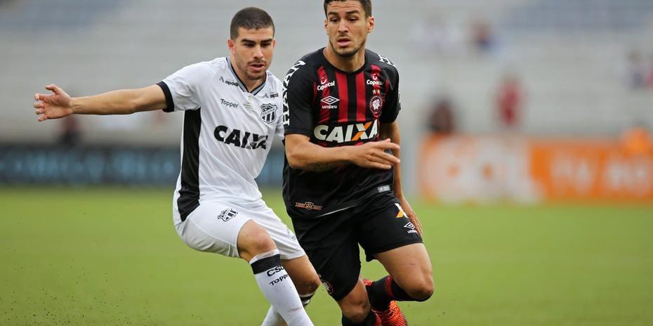 Atlético-PR empata com o Ceará e perde chance de entrar no G-6  97fe581160ffc