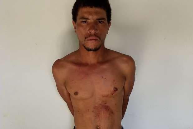 Guilherme Cariranha da Silva, de 26 anos, que matou a facadas uma jovem depois que ela contou que estava grávida dele