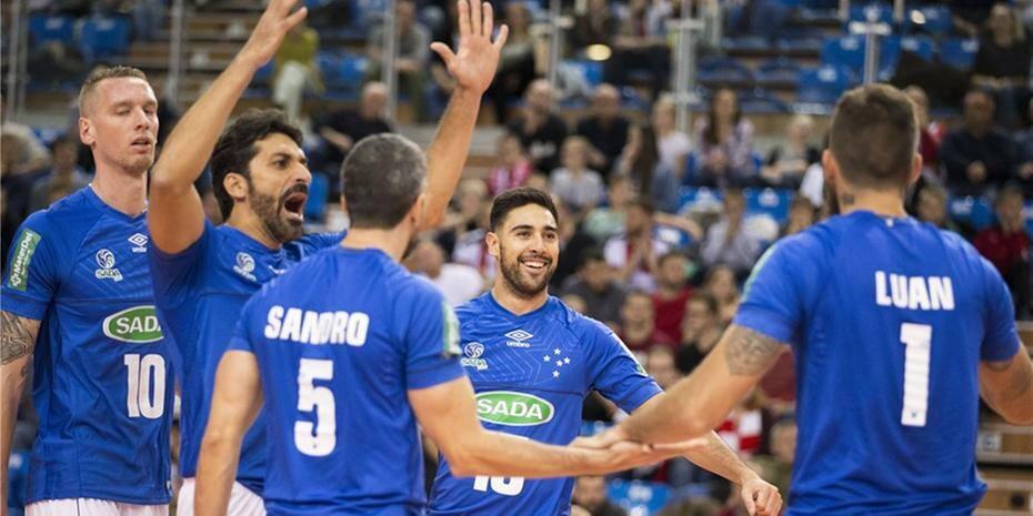 Sada Cruzeiro tem decisão contra o Trentino pelo Mundial de Clubes ... 1e35dc07300e6