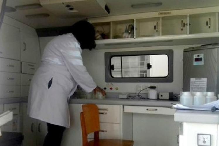 Água contaminada hospital MG