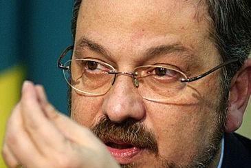Ex-ministro Antonio Palocci prestou depoimento na 10ª Vara Federal