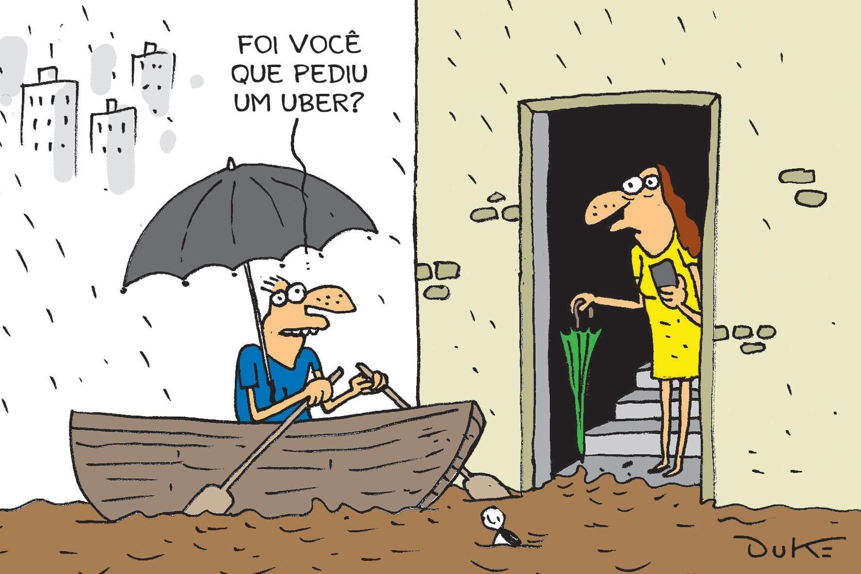 Charge O Tempo 08/12/2018