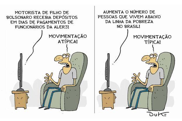 Charge O Tempo 13/12/2018
