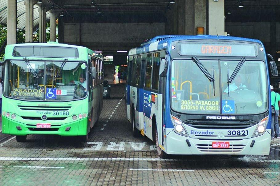 tarifa ônibus bh