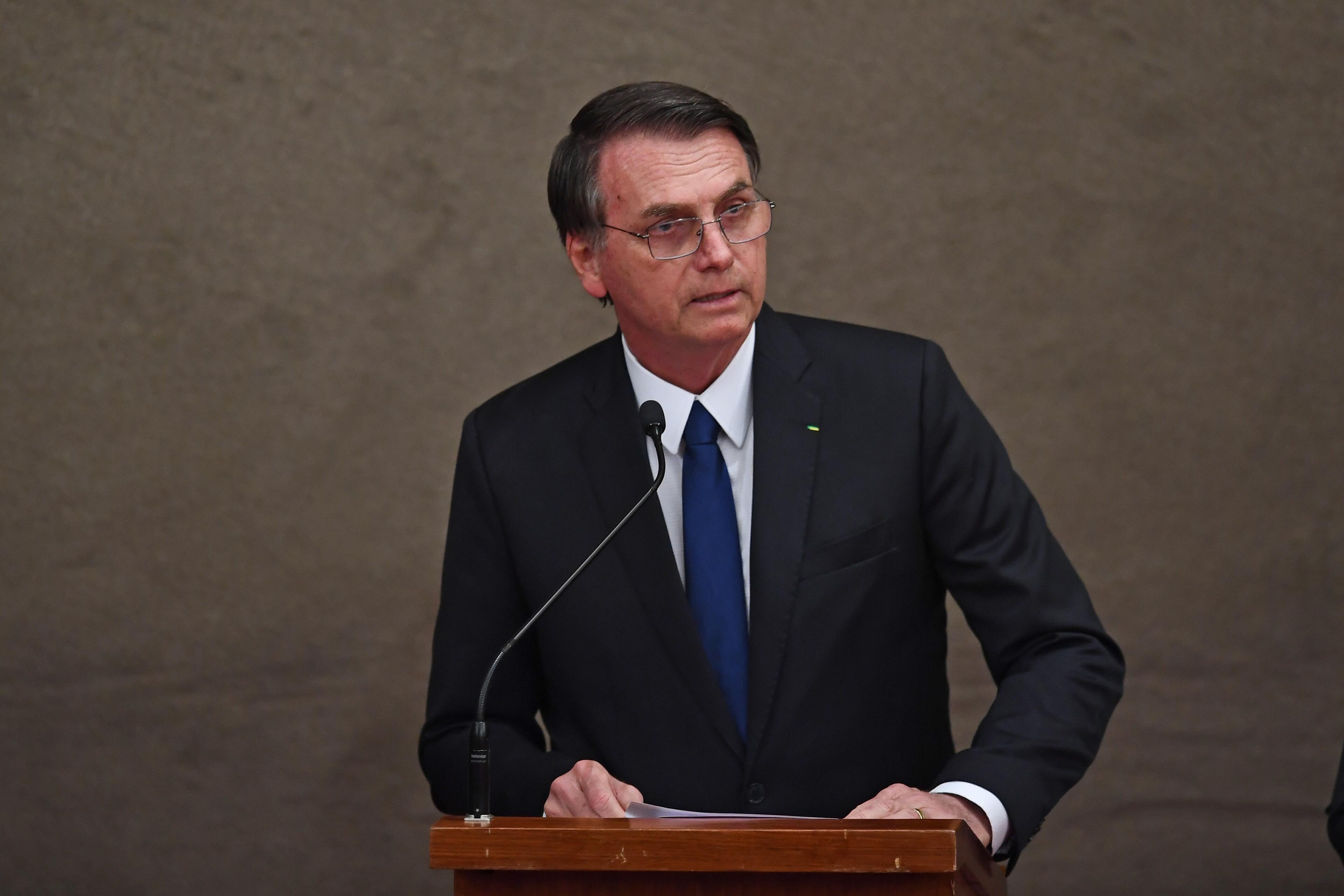 Jair Bolsonaro, presidente eleito