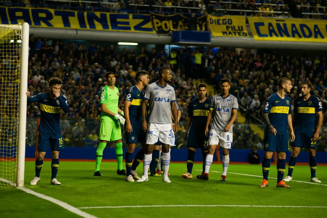 44d4f69fc6 Estreia do Cruzeiro na Libertadores só será transmitida pelo ...