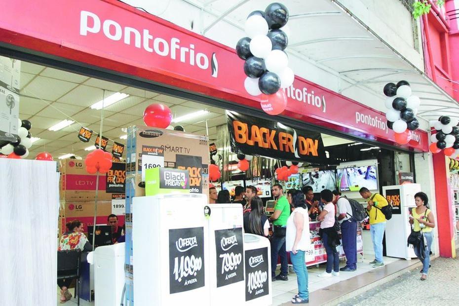 1c5763690 Lojas do Ponto Frio e Casas Bahia fazem promoção com estoques que ficaram  de outras datas como Black Friday e Natal