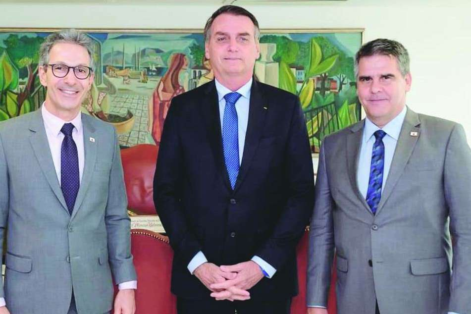 Romeu Zema Bolsonaro