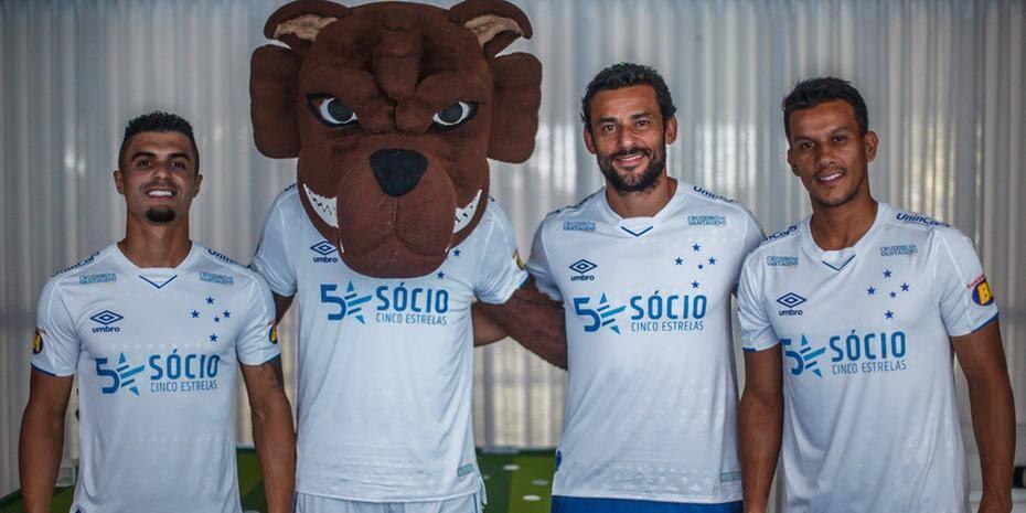 Cruzeiro define lançamento de camisa e65bb0db2a0f0