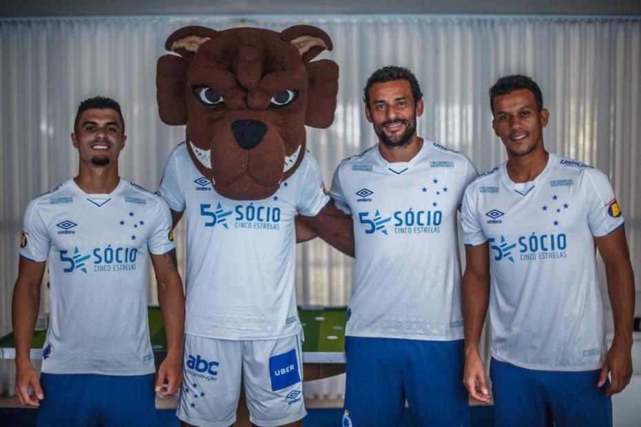2ce03209864d0 Nova Camisa Cruzeiro 2019