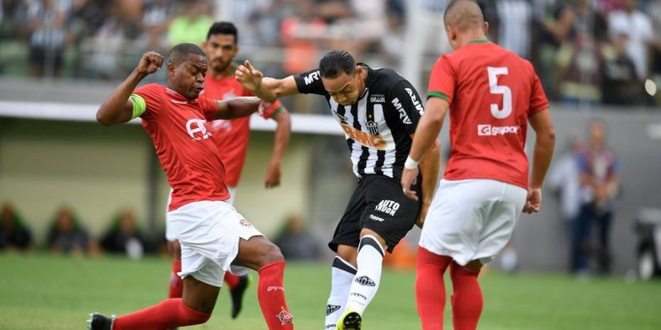 9233371522 Galo faz cinco no Boa em tarde de hat-trick de Ricardo Oliveira ...